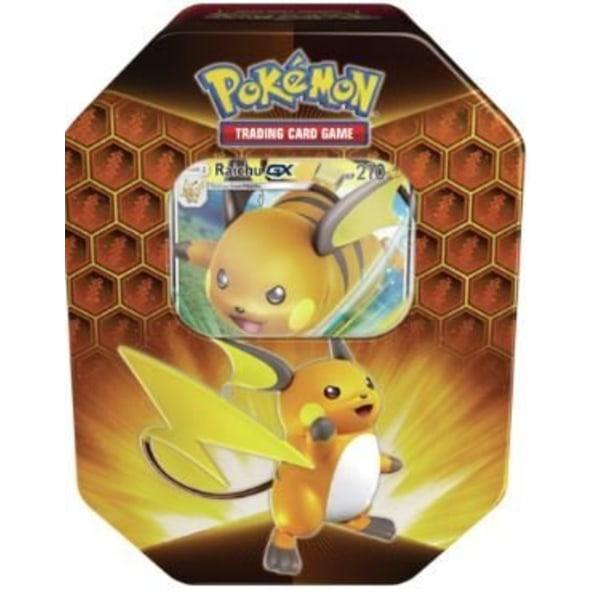 Sun /& Moon Hidden Fates Pokemon TCG Charizard-GX Collector/'s Tin