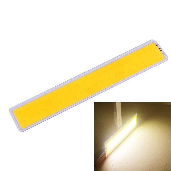 12v 5w 150 * 26mm cob led strip lampa ljuskälla för DIY