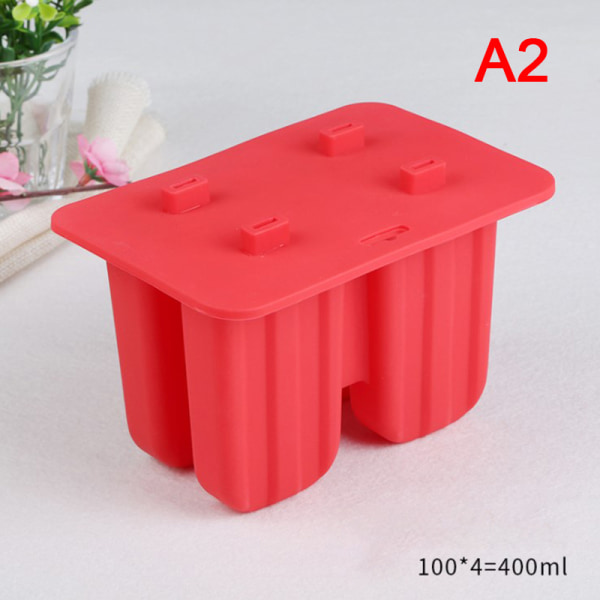 1pc silikon glass mögel maker kub hushåll barn kök t