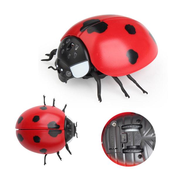 infraröd rc djur insekt simulering spindel bi flyga krabba ladyb m
