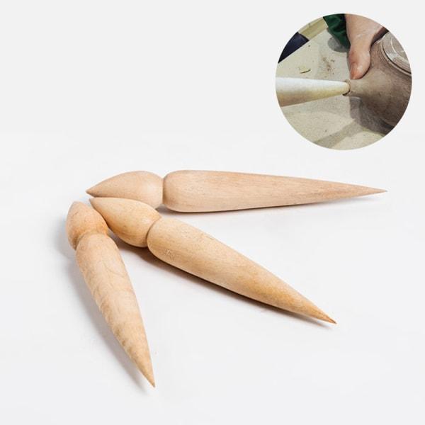 keramik pip modifierare tekanna trä kruka hantverk modellering reparation onesize