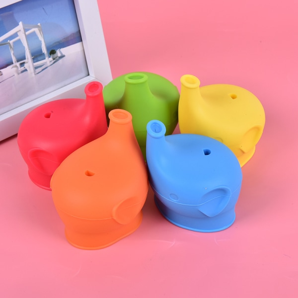 silikon barn baby sippy lock - gör de flesta koppar en sippy cup läcka