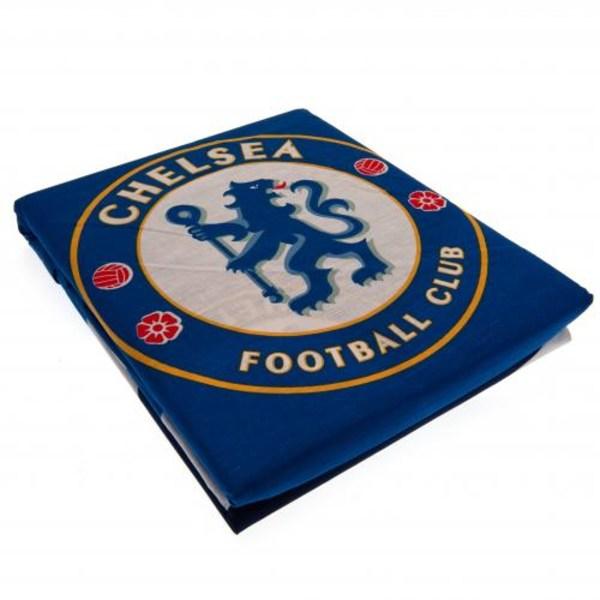 Chelsea FC Påslakanset vändbär med Klubbmärke - bäddset
