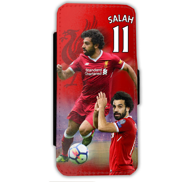 iPhone 6 6s Salah 11 fodral - Liverpool mobil plånbok