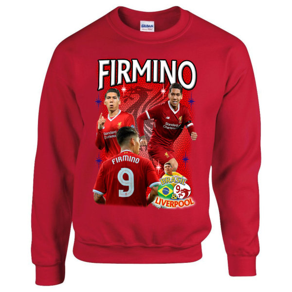 Liverpool vintage stil t-shirt - YNWA L