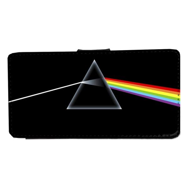 Samsung S8 Pink FloydPlånbok fodral med bild skal