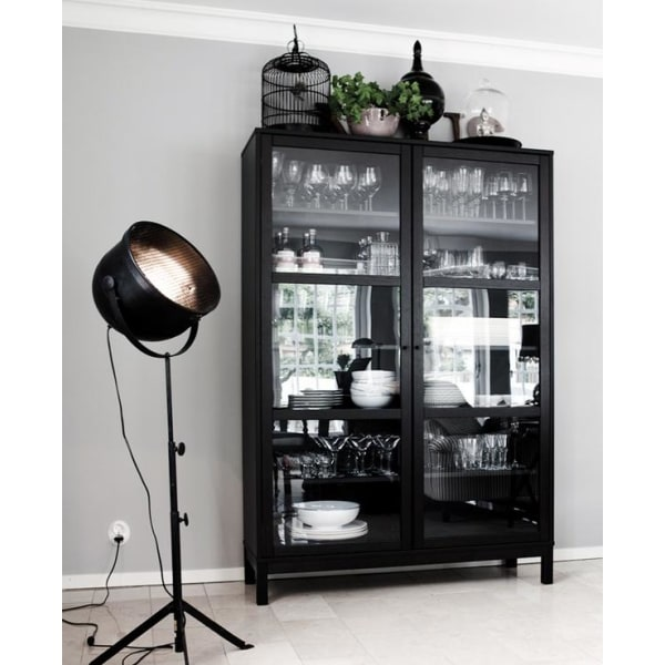 - Jeanne d'Arc LivingVintage paint, Black velvet, 700 ml
