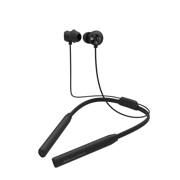 Bluedio TN2, bluetooth, In-Ear med nackband svart