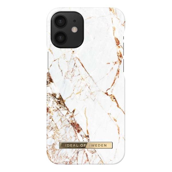 iDeal Fashion Case magnetskal, iPhone 12 Mini, Carrara Gold