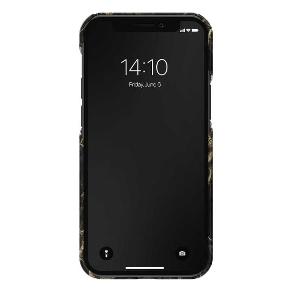 iDeal Fashion Case skal, iPhone 12 Mini, Golden Smoke Marble