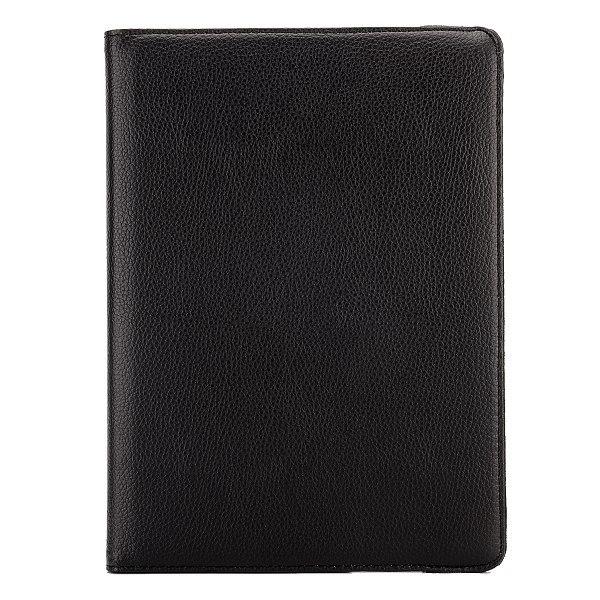 Läderfodral med ställ till Samsung Galaxy Tab S 10.5, svart