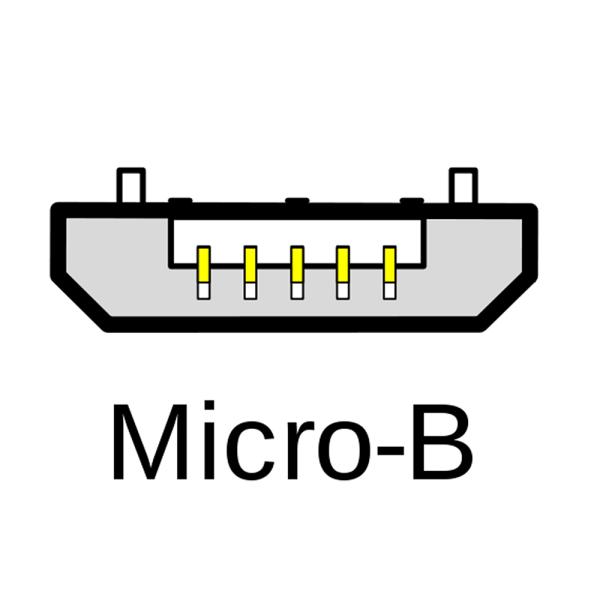 Samsung EP-TA20EBE originalladdare+MicroUSB kabel, snabbladdning svart 1.5 m