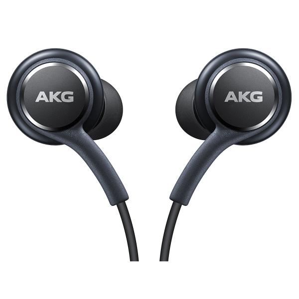 Samsung original hörlurar S10 (tuned by AKG), EO-IG955 svart
