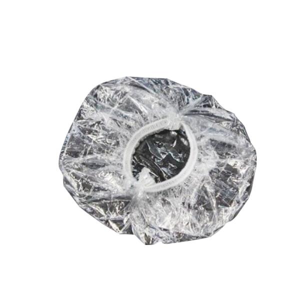 100st engångsvattentätt öronlock badduschsalong öronskydd