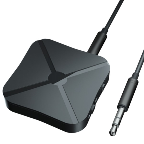 2-in-1 Wireless Bluetooth 4.2 Audio Receiver Transmitter as the picture