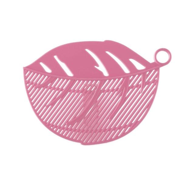 Plastbönor för tvätt av silfilter filtreringsbaffel