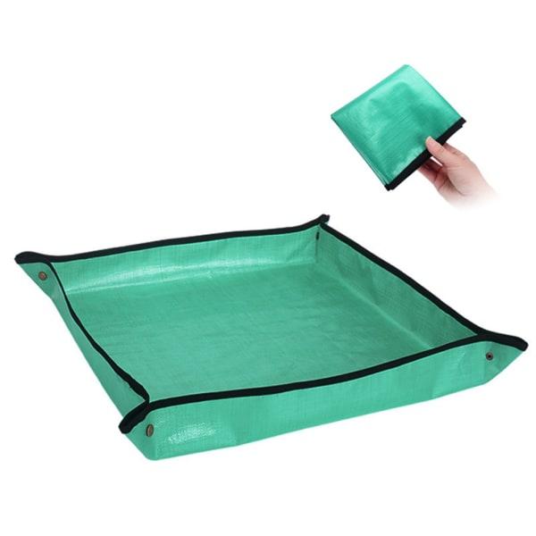 Vattentät trädgårdsskötsel Opretaion matta Transplantation Pot