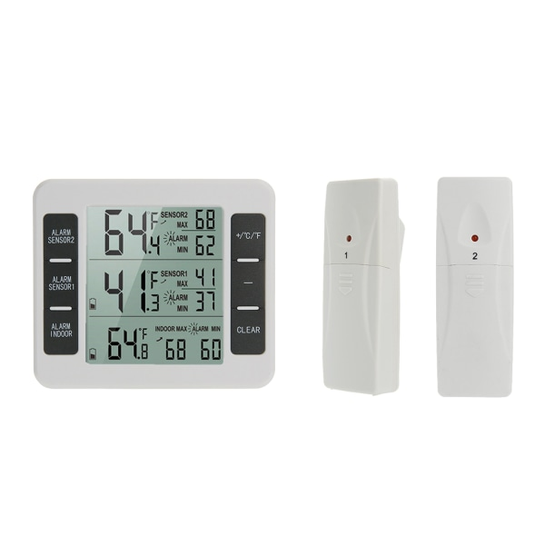 Wireless Thermometer Electronic Temperature Measuring 2 minor as the picture