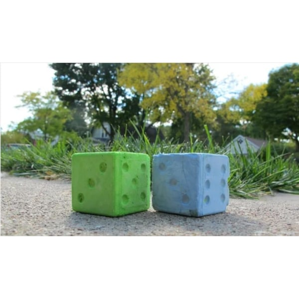 Dice Mold, make your own dices, several sizes in our shop multifärg L