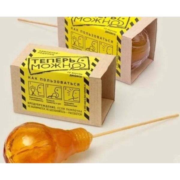 Lightbulb E26/E27 caramel mold for casting  Vit M