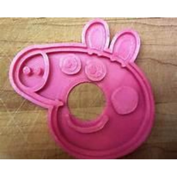 Peppa Pig Cookie cutter multifärg M
