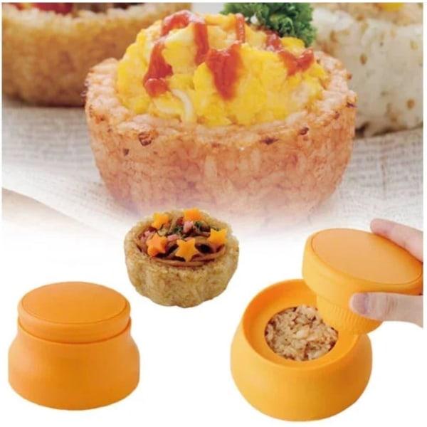 Ris formare / Form till Ris / Sushi Orange