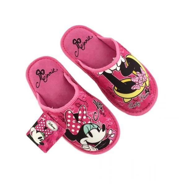Tofflor Mimmi Disney - Flera storlekar Pink Storlek 34