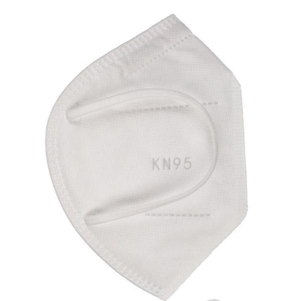 10-Pack - Munskydd FFP2 / KN95 CE Märkt - Skydd Mask Skyddsmask