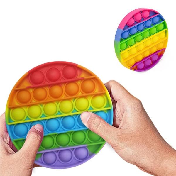 20-Pack Fidget Toys - Pop It, Stressboll, Magnetiska Ringar m.m.