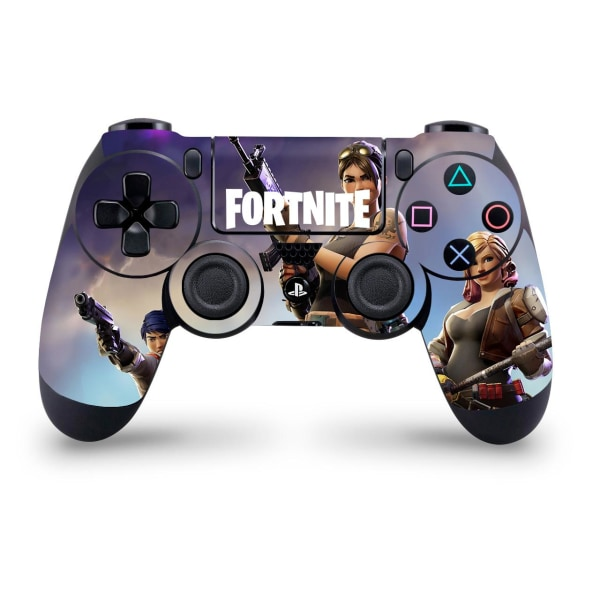 Fortnite Skin - Playstation 4 / PS4 Kontroll Dekal