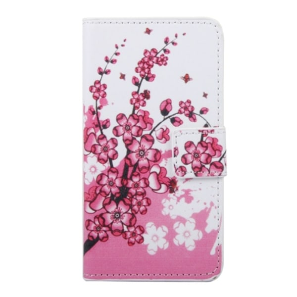 HTC One A9 Plånboksfodral Cherry Blommor