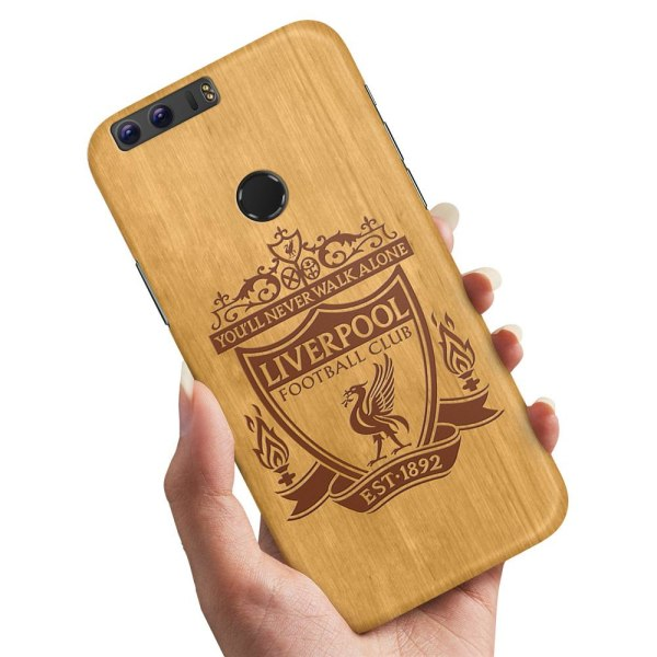 Huawei Honor 8 - Skal / Mobilskal Liverpool