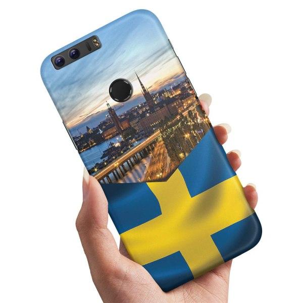 Huawei Honor 8 - Skal / Mobilskal Sverige