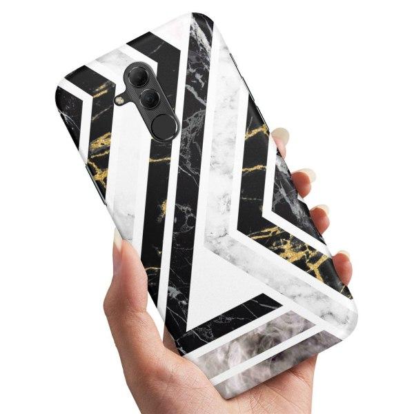 Huawei Mate 20 Lite - Skal / Mobilskal Krokigt Mönster
