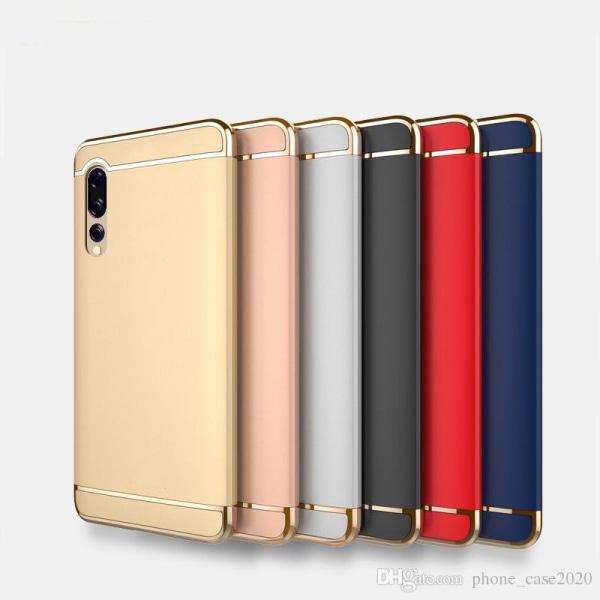 Huawei P20 Pro - Skal / Mobilskal Tunt - Svart Svart