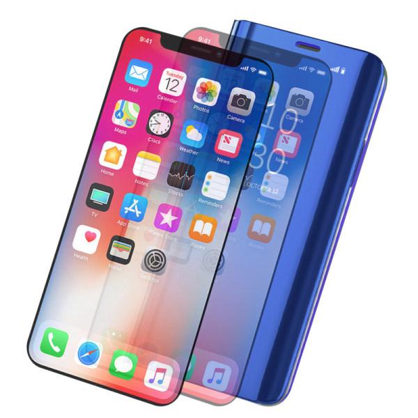 Xiaomi Mi Note 10 - Mobilfodral / Fodral Spegel - Svart Svart