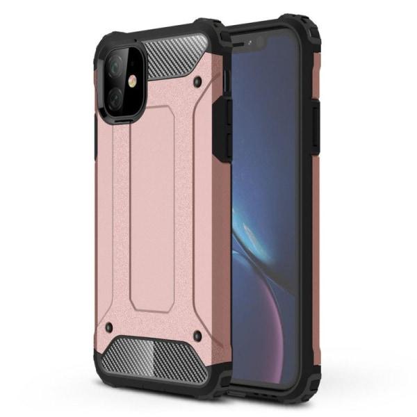 iPhone 12 Mini - Skal / Mobilskal Tough - Rosa Rosa