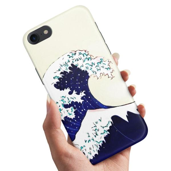 iPhone 6/6s - Skal / Mobilskal Flodvåg
