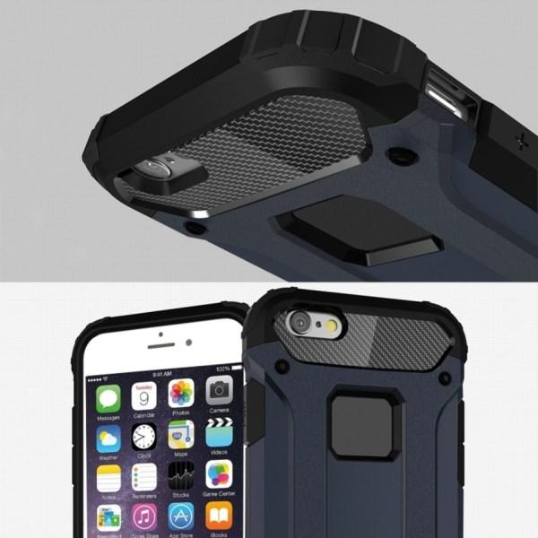 iPhone 6/6s - Skal / Mobilskal Tough - Mörkblå darkblue