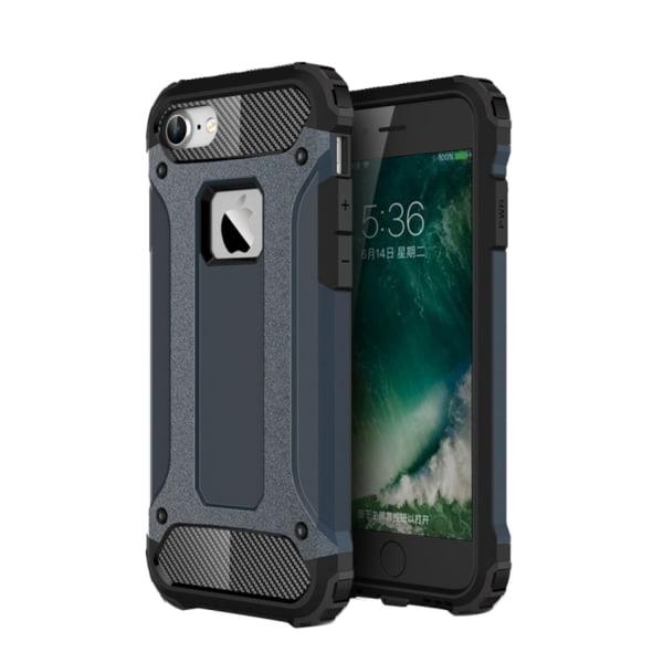 iPhone 7 / 8 - Skal / Mobilskal Tough - Mörkblå darkblue
