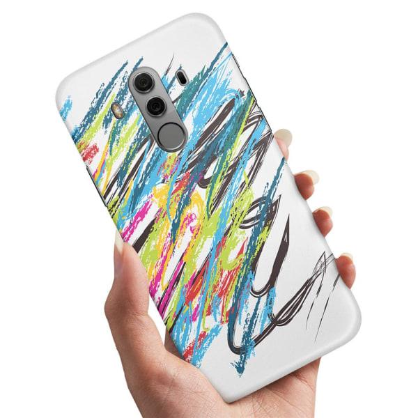 LG G4 - Skal / Mobilskal Modern Konst