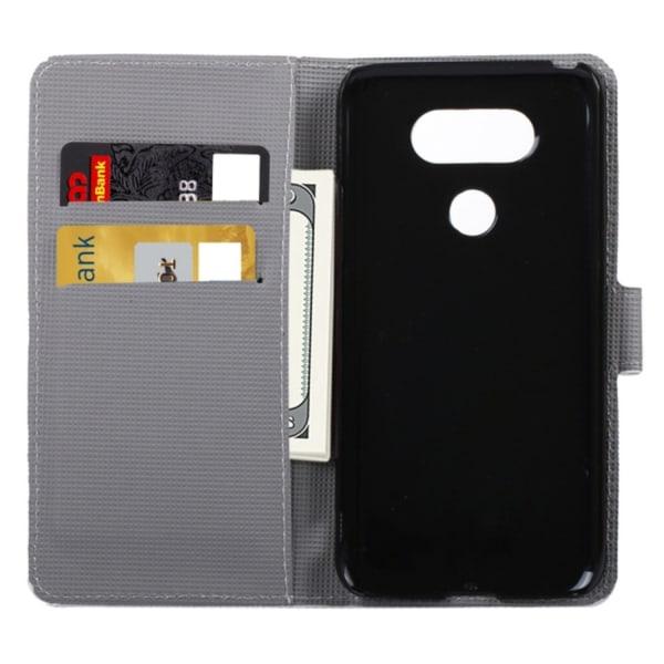 LG G5 Plånboksfodral Ugglepar