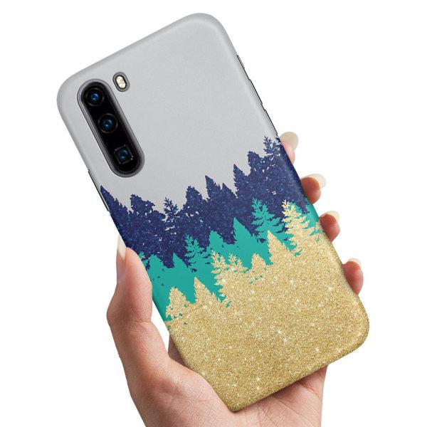 OnePlus Nord - Skal / Mobilskal Glitter Skog