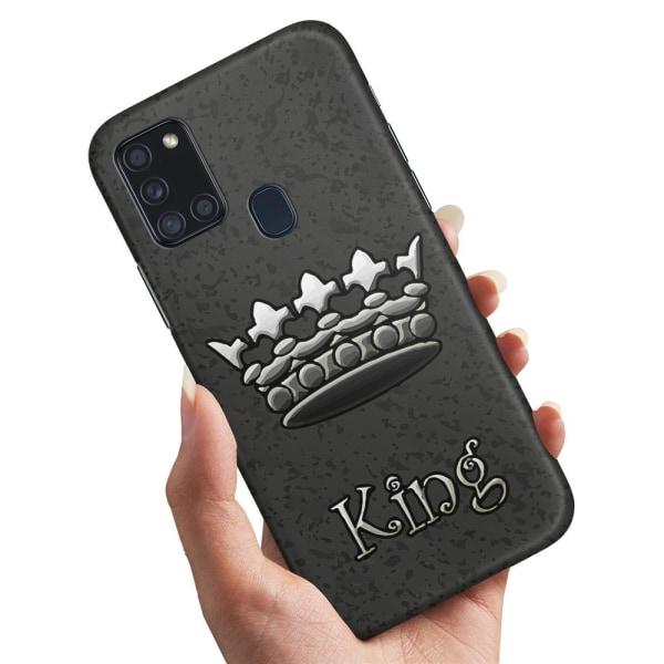 Samsung Galaxy A21s - Skal / Mobilskal King
