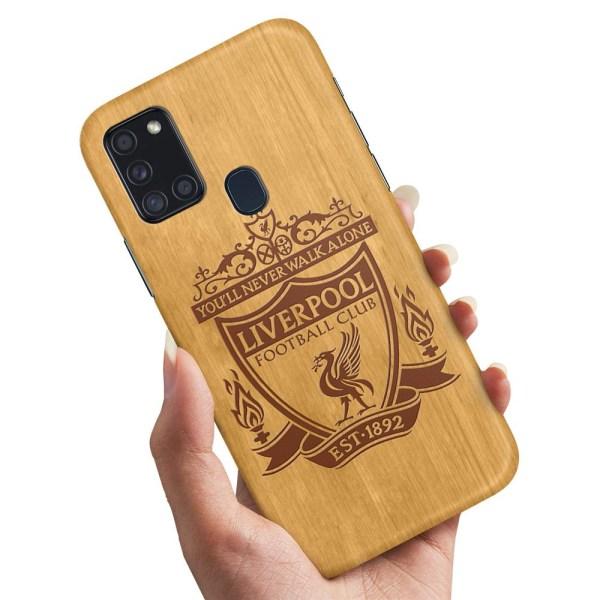 Samsung Galaxy A21s - Skal / Mobilskal Liverpool