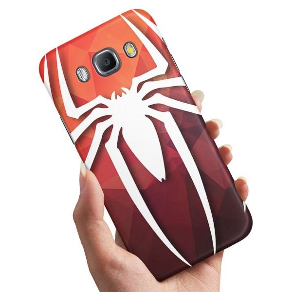 Samsung Galaxy A5 (2015) - Skal / Mobilskal Spider-Man Symbol