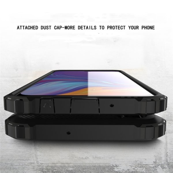 Samsung Galaxy A50 - Skal / Mobilskal Tough - Flera färger Silver