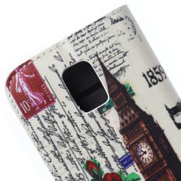 Samsung Galaxy S5 Mini Flipfodral Big Ben