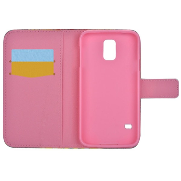 Samsung Galaxy S5 Mini Plånboksfodral Smile Mening
