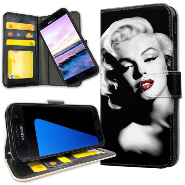 Samsung Galaxy S5 - Mobilfodral Marilyn Monroe